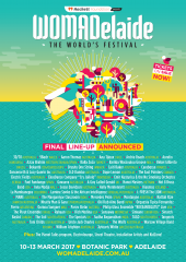 womadelaide 2017 full program graphic